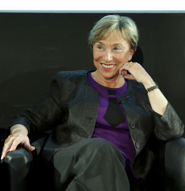 Julia Kristeva ©photo Sophie Zhang