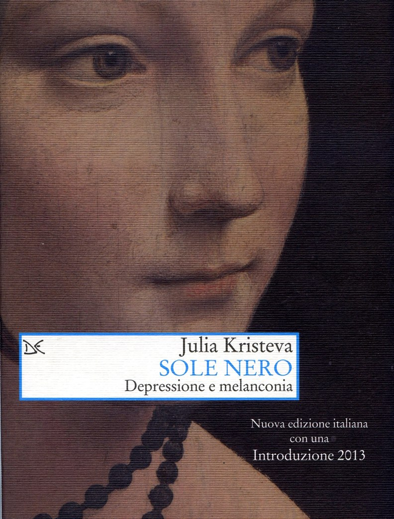 Julia Kristeva Sole Nero